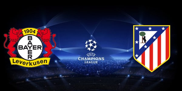 Bayer Leverkusen - Atletico Madrid