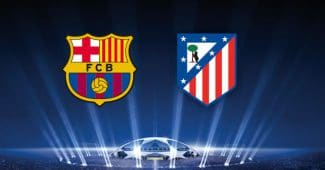 barcelone atletico madrid