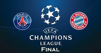 PSG - Bayern