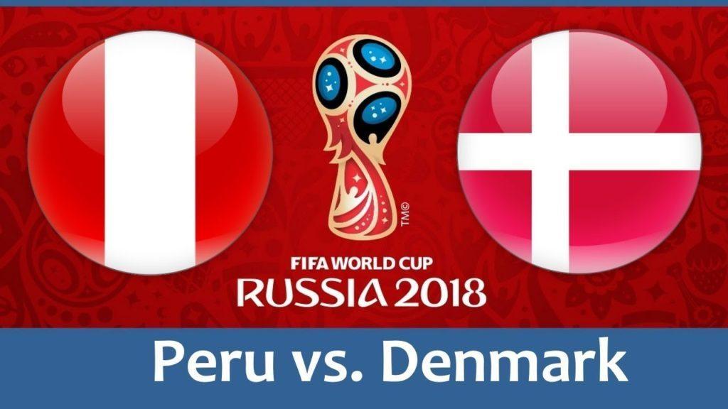 Pérou - Danemark LIVE Direct